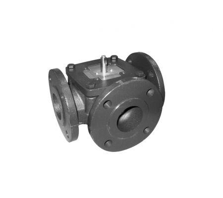 3f150-400 3-х ходовой смесительный клапан смесительный узел shuft 3F150-400 3-х ходовой смесительн