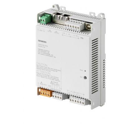 dxr2.e09-101a комнатный контроллер bacnet/ip, ac 24в (1 di, 2 ui,3 do, 3 ao) siemens BPZ:S55376-C110