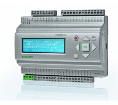 e283dwm-3 контроллер для систем отопления corrigo E283DWM-3