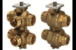 VWG41.20-0.4-1.0 6-ходовой регулирующий шаровой клапан SIEMENS